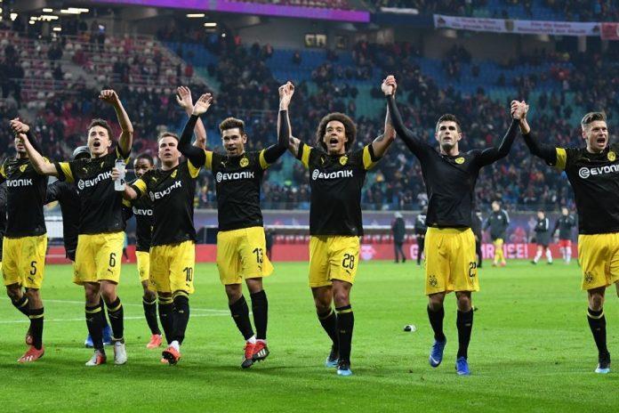 Dortmund Menang 1-0 Atas Leipzig