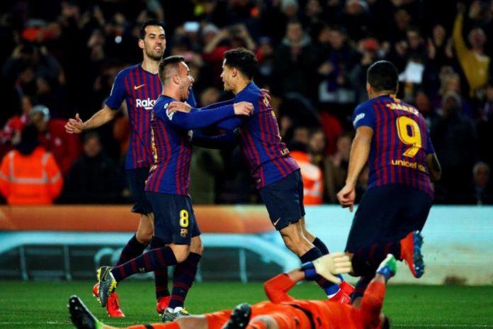 Copa del Rey; Barcelona Hajar Sevilla 6-1 di Leg Kedua
