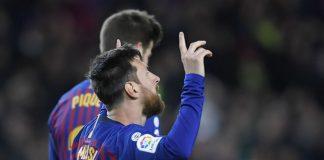 Lionel Messi Mencatatkan Rekor Baru, Yakni 400 Gol di La Liga