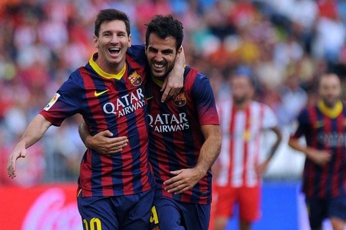 Messi dan Fabregas Sepakat Beli Separuh Saham FC Andorra