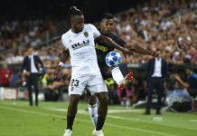 Michy Batshuayi Dibidik AS Monaco