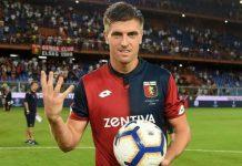 Milan Resmi Gaet Krzysztof Piatek dari Genoa