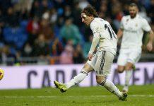 Luka Modric Pastikan Bertahan di Santiago Bernebeu