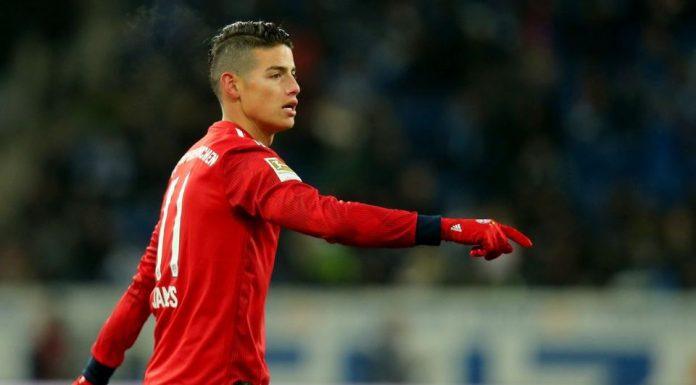Mourinho Buat James Malas Kembali ke Madrid