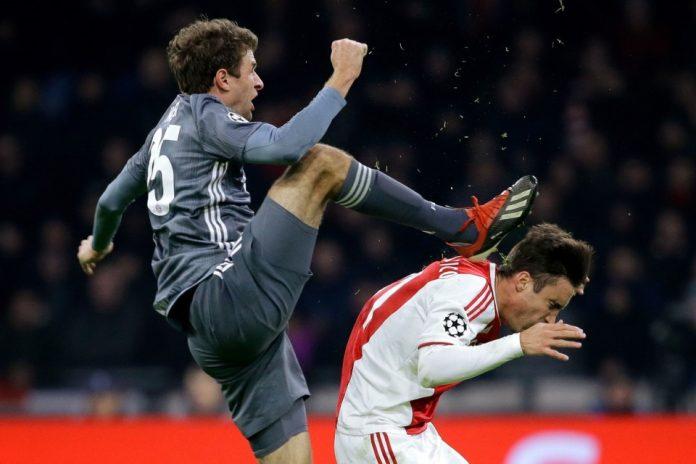 UEFA Tambah Sanksi Mueller