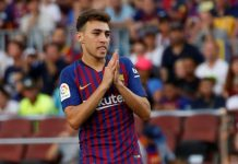 Munir dicoret Barcelona