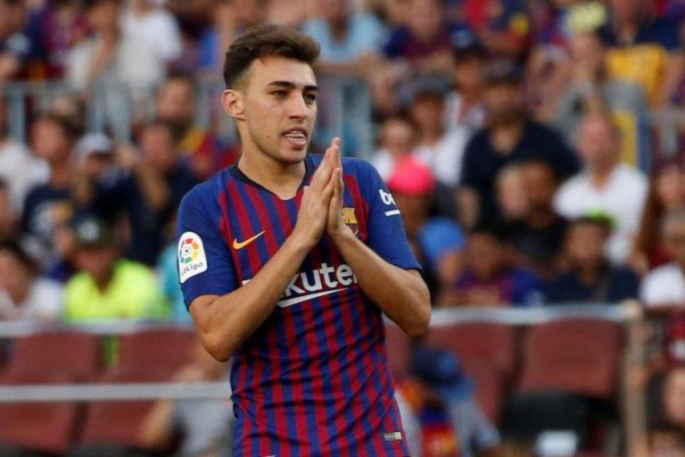 Munir El Hadadi Dicoret dari Skuat Barcelona