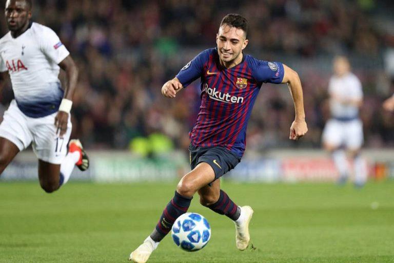 Munir: Valverde Dilarang Petinggi Barcelona Memainkan Saya