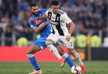 Sebelum ke Juventus, Napoli Pernah di Tawari Jasa Ronaldo