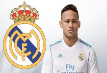 Neymar Dibujuk Juniornya Gabung Madrid