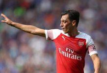 Ozil Berkomitmen Bersama Arsenal