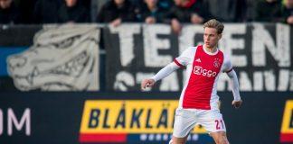 PSG Akan Jadi Pilihan Tepat Buat Frenkie de Jong