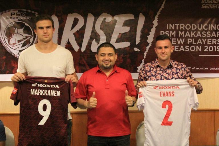 PSM Makassar Umumkan Kedatangan Eks Bomber Real Madrid