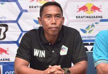Pelatih Persiwa Kritik Pemainnya Terkait Hasil Imbang Lawan Persib