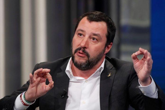 Matteo Salvini Tak Ingin Lihat Higuain Ada di Kota Milan