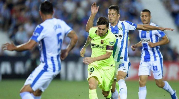Preview Barcelona vs Leganes