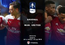 FA Cup - Arsenal vs MU