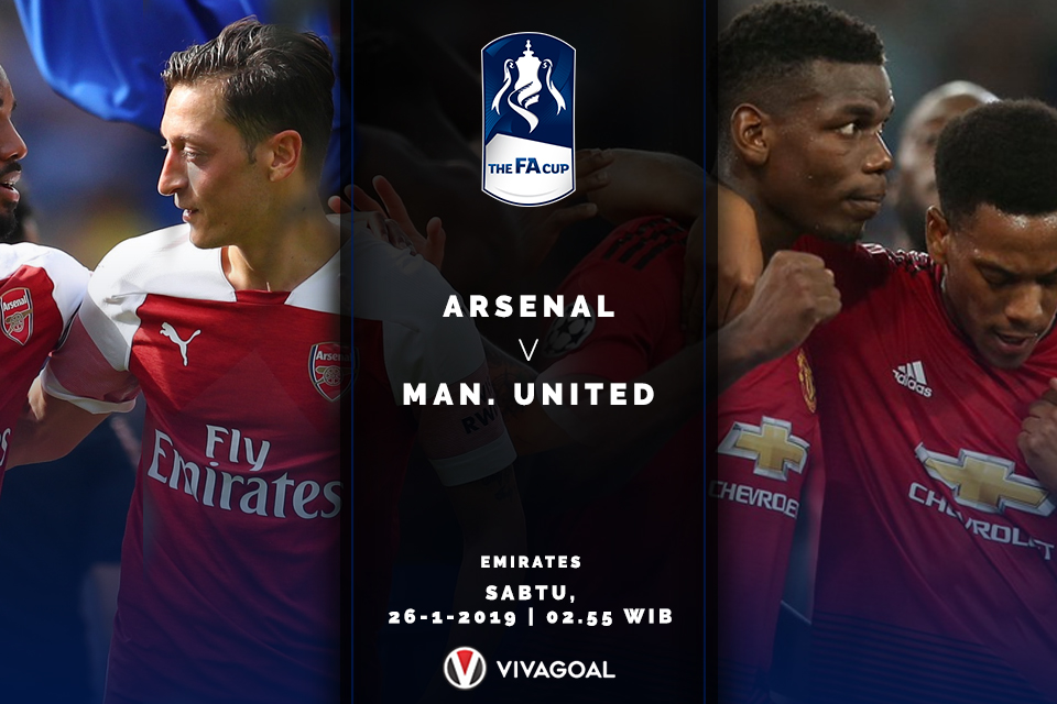 FA Cup - Arsenal vs MU
