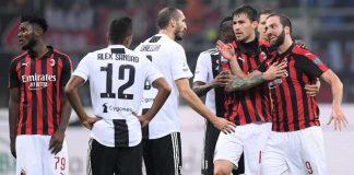 Preview Supercoppa Duel Milan dan Juve yang Berburu Trophy