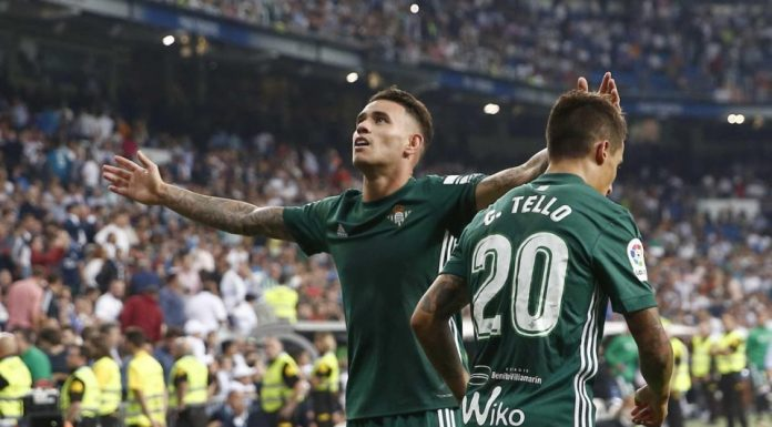 Real Betis Berhasil Menuri Gol di RCDE Stadium