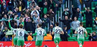 Gol di Akhir Laga, Real Betis Tumbangkan Girona 3-2