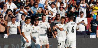 Real Madrid Berambisi Raih Kemenangan atas Sevilla