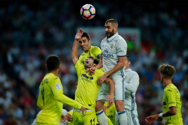Real Madrid Gagal Menang di Kandang Villarreal