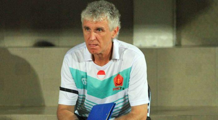 Ivan Kolev Di Tunjuk Menjadi Pelatih Persija Jakarta