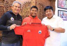 Resmi Tony Sucipto Kembali Berseragam Persija Jakarta