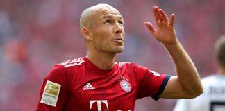 Robben Senang Diminati Inter