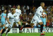 Rodrigo Moreno Antar Valencia ke Semi Final Copa Del Rey