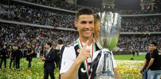 Ronaldo, Raja Supercoppa di Empat Negara Berbeda