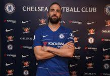 Sarri Jadi Alasan Higuain Berlabuh ke Chelsea