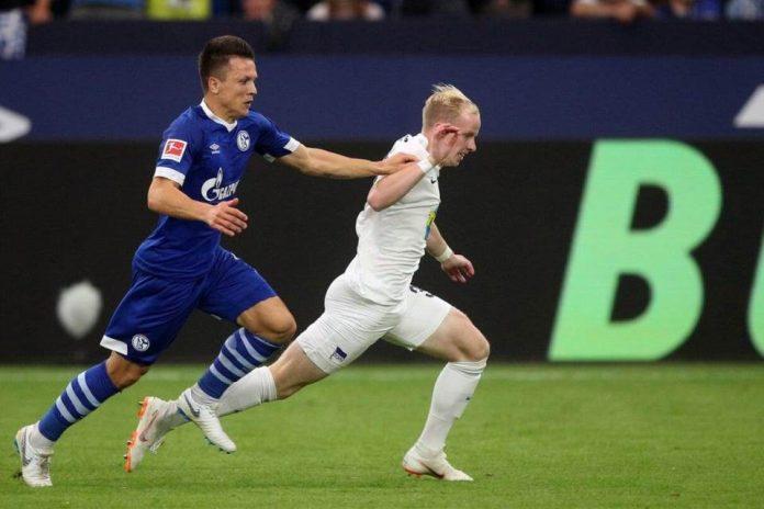 Schalke dan Hertha Berlin Harus Puas Berbagi Angka