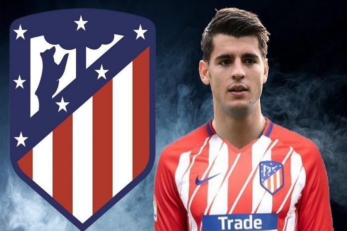 Sejak Kecil, Morata Miliki Mimpi Main di Atletico Madrid