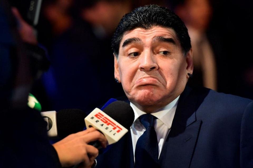 Maradona Tegaskan Bahwa Dirinya Baik-Baik Saja