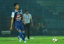 Syaiful Indra Cahya Resmi Bergabung Dengan Semen Padang Gabung SPFC