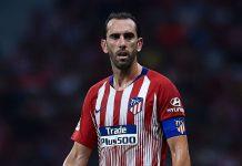 Kontrak Belum di Perpanjang, Godin Siap Hengkang Dari Atletico