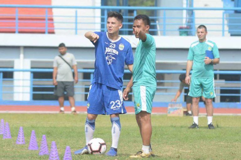 32 Besar Piala Indonesia: Tanpa Pemain Pilar, Persib Tak Gentar Hadapi Persiwa