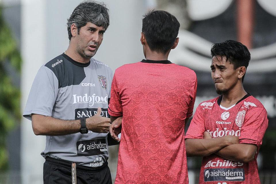 Taufiq Teco Bawa Perubahan di Bali United