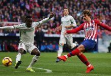 La Liga; Atletico Madrid Tekuk Getafe 2-0