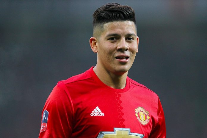 Sevilla Tertarik Datangkan Marcus Rojo Dari United
