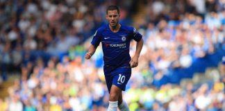Tolak Kontrak Baru, Hazard Tunggu Pinangan Madrid