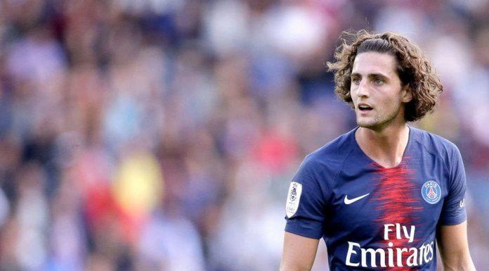 PSG Tidak Ikut Menyertakan Adrien Rabiot Dalam Tur Musim Dingin Ke Qatar