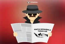 Mafia Bola Tersebar di Seluruh Indonesia