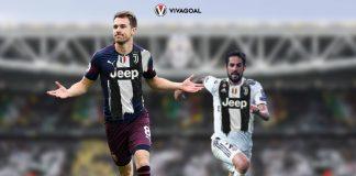 Ramsey dan Isco mendekat ke Juventus