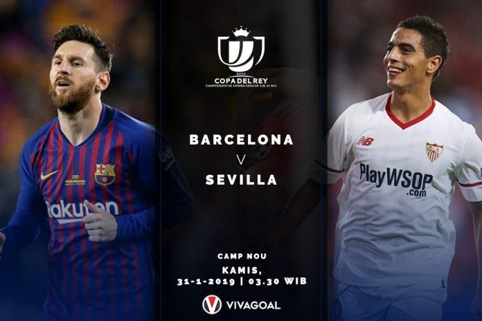 Barcelona vs Sevilla: Camp Nou Kan Jadi Saksi Pertunjukan Magis Messi