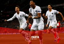5 Fakta Menarik yang Mewarnai Laga MU VS PSG