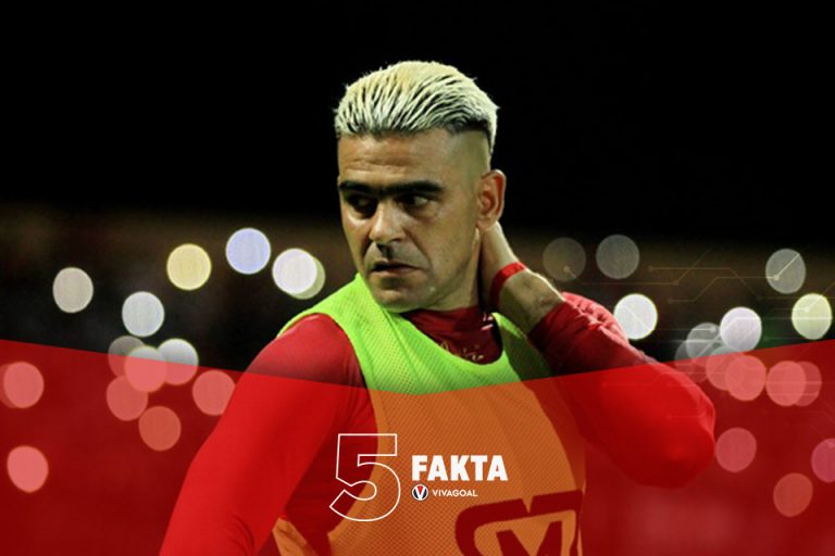 5 Fakta Klub yang Akan Disinggahi oleh Cristian Gonzales
