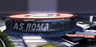 AS Roma Segera Bangun Stadion Baru